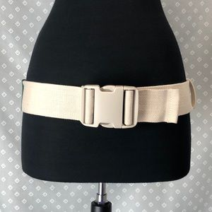 Trendy Seatbelt Buckle Belt